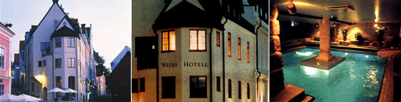 Wisby Hotell